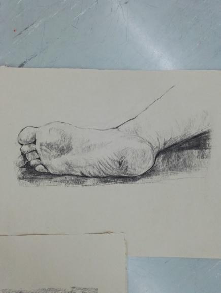 lifedrawfoot